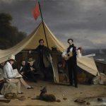 1833_weir_robert_walter_the_greenwich_boat_club