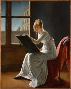 marie-denise-villers-jeune-femme-au-dessin-1801